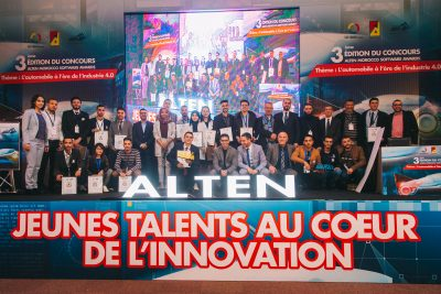 ALTEN MOROCCO SOFTWARE AWARDS